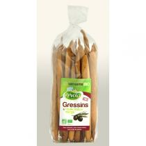BioRevola - Gressins à l'huile d'olive vierge Bio 100g