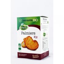 BioRevola - Palmiers Bio sans gluten 100g