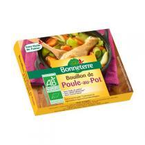 Bonneterre - Bouillon de poule-au-pot BIO - 6 cubes