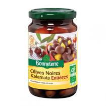 Bonneterre - Olives noires Kalamata entières 200g