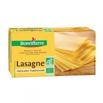 Bonneterre - Pâtes lasagne 500g