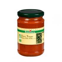 Bonneterre - Sauce tomate basilic huile d'olive BIO - 250g