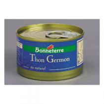 Bonneterre - Thon Germon au naturel - 200g