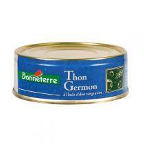 Bonneterre - Thon Germon à l'huile d'olive - 160g