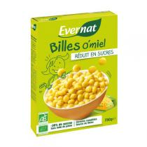 Evernat - Billes O'miel réduites en sucre BIO - 250g