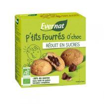Evernat - P'tits fourrés O'cacao BIO - 180g