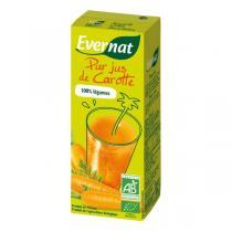 Evernat - Pur jus de carottes BIO - 20cl