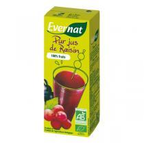 Evernat - Pur jus de raisin BIO - 20cl