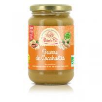 Mamie Bio - Beurre de Cacahuètes 100 % BIO - 350g
