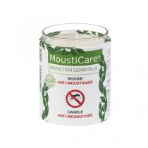 Mousticare - Bougie anti-moustiques sans paraffine 160g