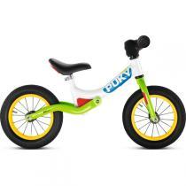 Puky - Draisienne LR Ride blanc vert jaune - Dès 3 ans