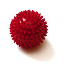 Sissel - Balle hérisson rouge 9cm x2