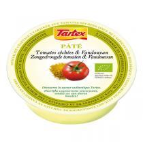 Tartex - Pâté crème végétal Tomates séchées - 75g
