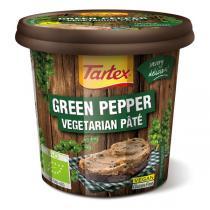 Tartex - Pâté végétal Poivre vert - 125g