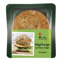 Wheaty - Végé'Burger au faux-mage - 130g