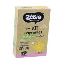 Zébio - Kit empreintes écologique