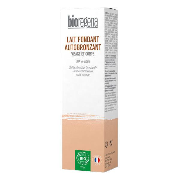 Bioregena - Lait fondant autobronzant visage & corps 125ml
