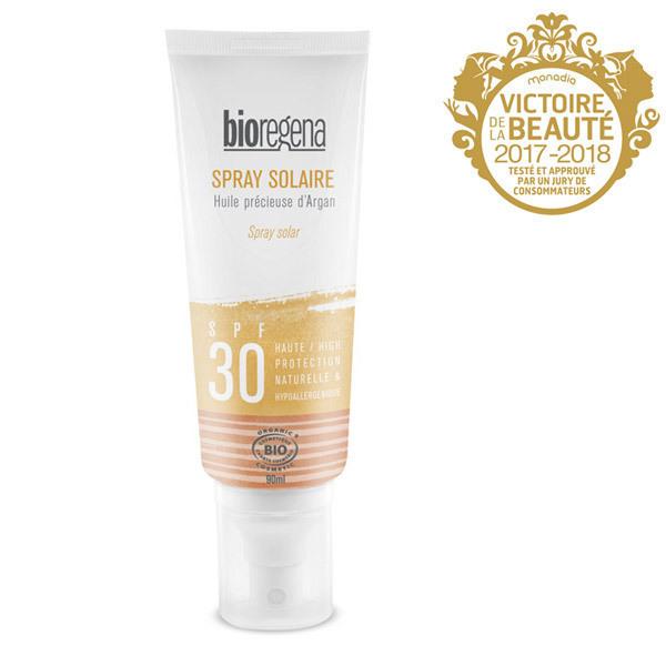 Bioregena - Spray solaire SPF30 visage & corps - 90ml