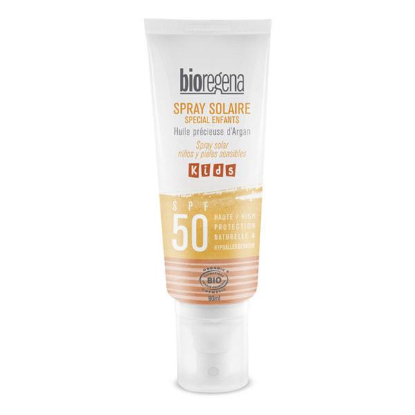 Bioregena - Spray solaire SPF50 spécial enfants - 90ml