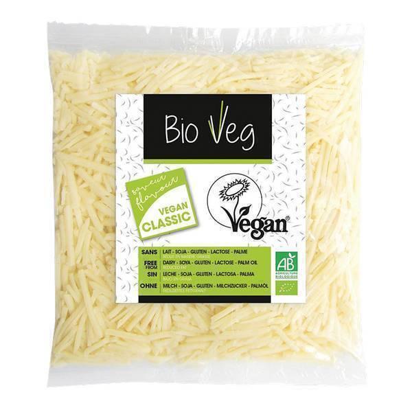BioVeg - Râpé vegan classique - 150g