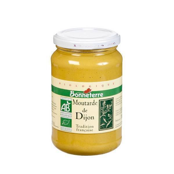 Bonneterre - Moutarde de Dijon 200g