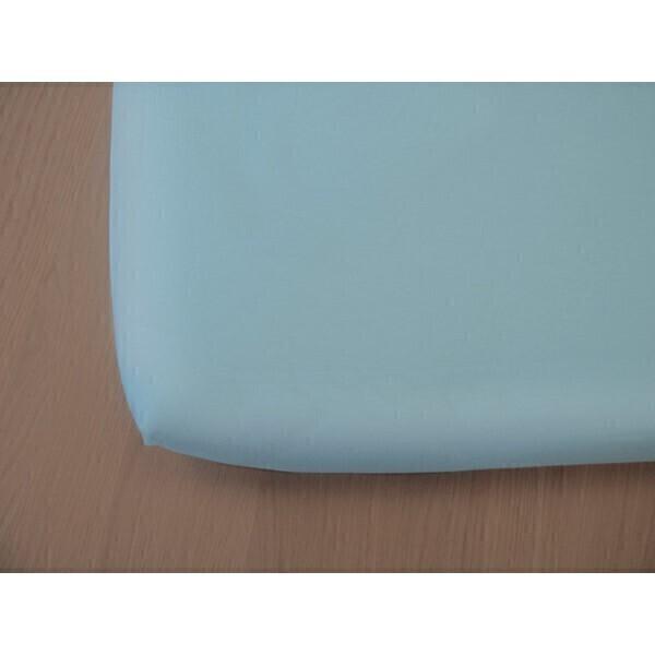 drap housse bambou bleu ciel 70x140cm kadolis acheter sur. Black Bedroom Furniture Sets. Home Design Ideas