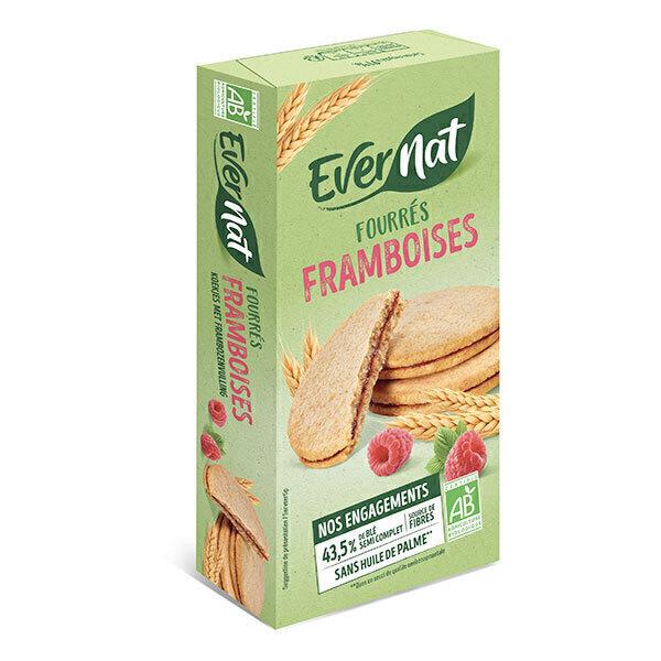 Evernat - Fourrés à la framboise 175g
