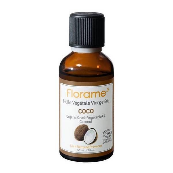 Florame - Huile végétale Coco BIO 50ml