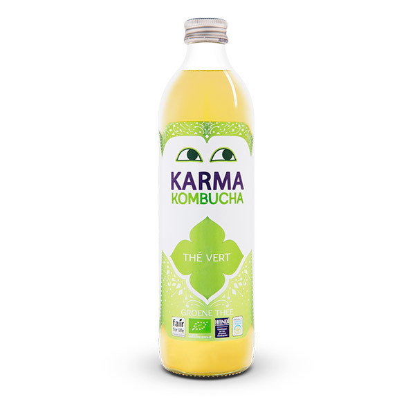 Karma - Kombucha Thé Vert - 500ml