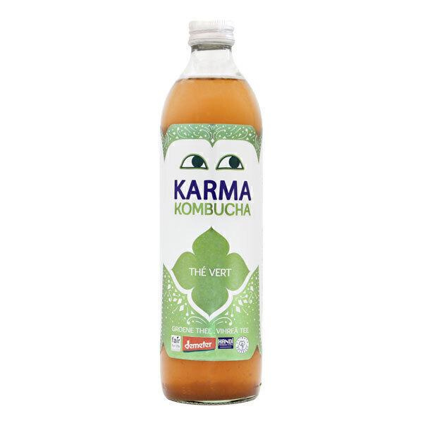 Karma - Kombucha Thé Vert 500ml