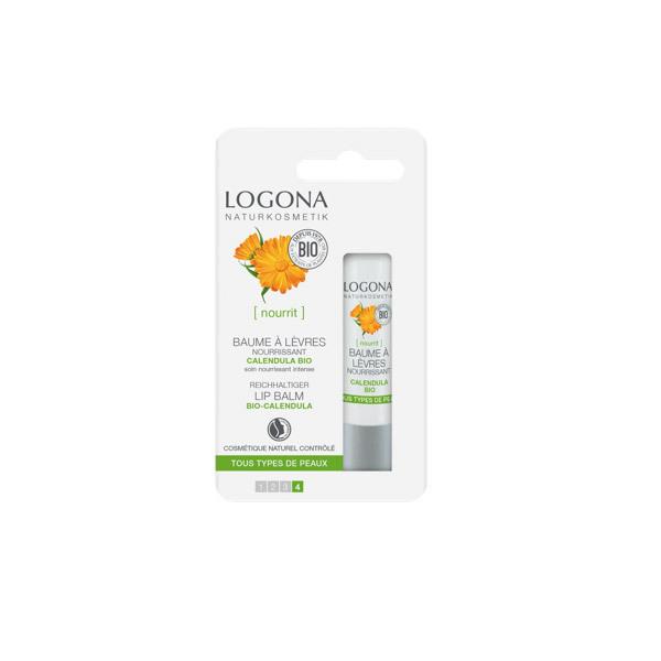 Logona - Baume à lèvres Calendula Bio 4.5g