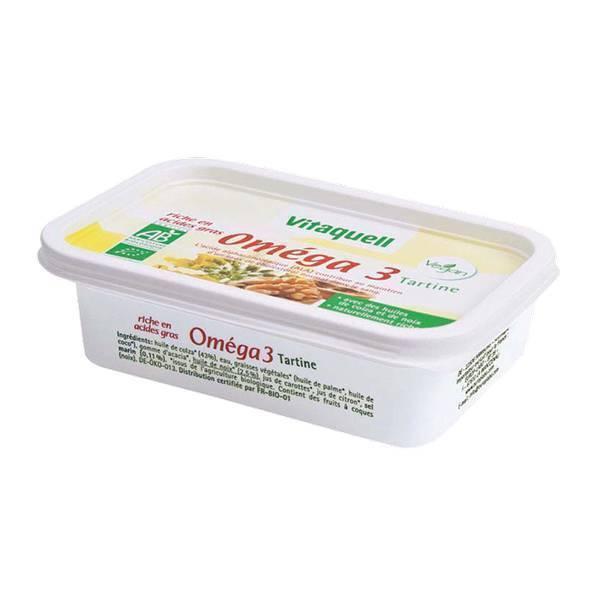 Vitaquell Frais - Margarine Oméga 3 - 250 g