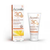 Acorelle - Crème Solaire Teintée SPF30 50 ml