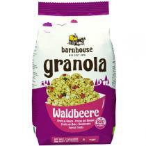 Barnhouse - Granola Fruits des bois 375g