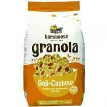 Barnhouse - Granola goji noix de cajou 375g