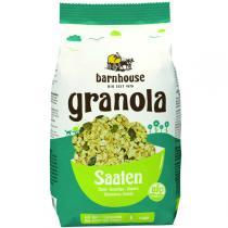 Barnhouse - Granola aux graines 375g