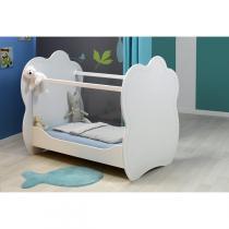 bebe-provence - Lit bébé Altéa 60x120cm
