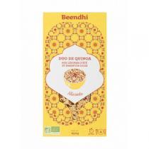 Beendhi - Duo de Quinoa Légumes d'Eté et Pimentón Doux Alicante 250gr