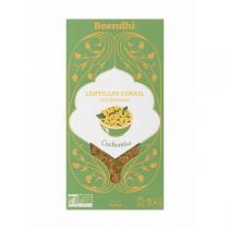 Beendhi - Lentilles Corail aux Épinards Cachemire 250gr