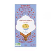 Beendhi - Lentilles Corail à la Tomate Johdpur 250gr
