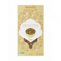 Beendhi - Lentilles Vertes Bouquet Garni et Carottes PARIS 250gr