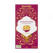 Beendhi - Lentilles Corail à la Noix de Coco Pondichéry 250gr
