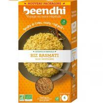 Beendhi - Riz Basmati aux Lentilles Bengale 250gr