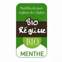 Bio Réglisse - Bio Réglisse à la menthe 10g