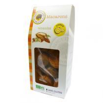 Biscuiterie de Provence - Macarons des Baronnies Amandes Citron Bio sans gluten 140gr