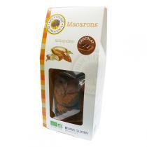 Biscuiterie de Provence - Macarons des Baronnies Chocolat Bio sans gluten 140g
