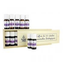 De Saint-Hilaire - Coffret 10 huiles essentielles BIO