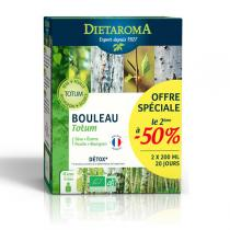 Dietaroma - Bouleau Quintessence Duo - 2 x 200mL