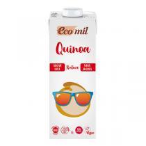 EcoMil - Boisson au quinoa sans sucres bio 1L