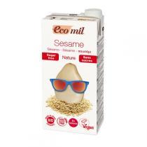 EcoMil - Boisson au sésame sans sucres bio 1L